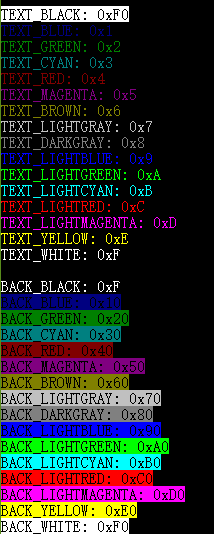 console_color_code